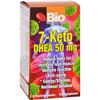 Bio Nutrition 7 Keto DHEA 50 mg - 50 Vegetarian Capsules HGR 1124502