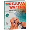 Sun Chlorella Rejuv-A-Wafers Superfood Supplement for Dogs and Cats - 60 Wafers HGR 1126283