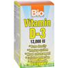 Vitamins OTC Meds Vitamin D: Bio Nutrition - Vitamin D-3 - 12000 IU - 50 Vegetarian Capsules