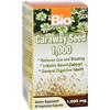 Bio Nutrition Caraway Seed 1 000 mg - 1000 mg - 60 Vegetarian Capsules HGR 1126440