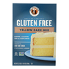 King Arthur Yellow Cake Mix - Case of 6 - 22 oz.. HGR 1126846