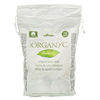 Clean and Green: Organyc - Cotton Balls - 100 Percent Organic Cotton - Beauty - 100 Count