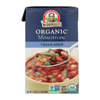 Dr. Mcdougall's Organic Minestrone Soup - Case of 6 - 17.6 oz.. HGR 1136217