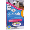 "Paper Towels Towels Wipes: E-Cloth - General Purpose Cloth 12.5"" x 12.5"" inches - 1 Cloth"