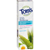 Tom's of Maine Botanically Bright Whitening Toothpaste Spearmint - 4.7 oz - Case of 6 HGR 1137975