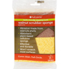 Full Circle Home Sponge Walnut Scrubber - Case of 6 - 2 Pack HGR1138916