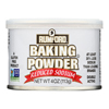 Rumford Baking Powder - Reduced Sodium - Case of 24 - 4 oz.. HGR 1142116