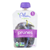 Just Fruit - Organic - Prunes - Stage 1 - 4 Months and Up - 3.5 oz.. - Case of 6
