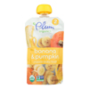 Plum Organics Baby Food - Organic -Pumpkin and Banana - Stage 2 - 6 Months and Up - 3.5 .oz - Case of 6 HGR 1144575