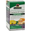 Nature's Answer ExtractaCaps Turmeric and Ginger - 90 Veggie Caps HGR 1151083