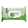 Sanfacon-baby-wipes: Seventh Generation - Baby Wipes - Free and Clear - 64 ct - Case of 12