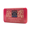 soaps and hand sanitizers: One With Nature - Triple Milled Soap Bar - Grapefruit Guava - 7 oz