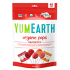 Yummy Earth Organics Lollipops - Organic Pops - 40 Plus - Assorted - 8.5 oz - Case of 12 HGR 1156660