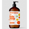 Shower Bathing Body Wash: EO Products - Everyone Soap for Kids - Orange Squeeze - 32 oz