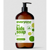 Shower Bathing Body Wash: EO Products - Everyone Soap for Kids - Tropical Coconut Twist - 32 oz