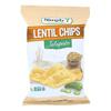 Lentil Chips - Jalapeno - Case of 12 - 4 oz..