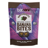 Chewy Banana Bites - Organic Chocolate - Case of 12 - 3.5 oz..