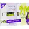Andalou Naturals Get Started Age Defying - 5 Piece Kit HGR 1162148