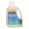 Earth Friendly Products 2X Ultra Laundry Detergent - Magnolia and Lily - Case of 2 - 170 FL oz.. HGR 1166594