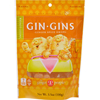 Candy Chewy Candy: Ginger People - Ginger Spice Drops - 3.5 oz - Case of 24