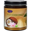 hgr: Life-Flo - Health Organic Pure Coconut Oil Skin Care - 9 fl oz