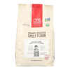 One Degree Organic Foods Sprouted Spelt Flour - Organic - Case of 4 - 80 oz.. HGR 1169648
