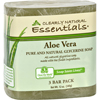 Clearly Natural Bar Soap - Aloe Vera - 3 Pack - 4 oz HGR 1170505