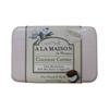 A La Maison Bar Soap - Coconut Creme - 8.8 oz HGR 1172220