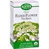Organic Elder Flower Tea Bags - 24 Bags
