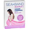 Sea-Band Mama Lozenge - Ginger with Folic - 24 Pack HGR 1186402