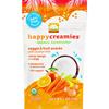 Happy Baby Happy Creamies Organic Snacks - Carrot Mango Orange - Case of 8 - 1 oz HGR 1191675