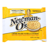 Creme Filled Cookies - Vanilla - Case of 6 - 13 oz..
