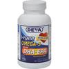 Supplements Efas Epos Fish Oils: Deva Vegan Vitamins - Omega 3 DHA EPA - 90 softgels