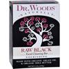 Dr. Woods Face Cleansing Bar - Raw Black - 5.25 oz HGR 1198837