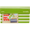 Lunchskins Snack Bag - Green Stripe HGR 1199199