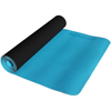soaps and hand sanitizers: Thinksport - Yoga Mat - Black/Bright Blue