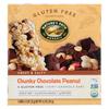 Nature's Path Organic Granola Bar - Chunky Chocolate Peanut - Case of 6 - 6.2 oz.. HGR 1202738