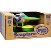 Clean and Green: Green Toys - Seaplane - Green