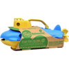 Clean and Green: Green Toys - Submarine - Yellow Cabin