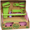 Clean and Green: Green Toys - Tool Set - Pink