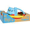 Clean and Green: Green Toys - Tug Boat - Blue