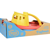 Clean and Green: Green Toys - Tug Boat - Yellow