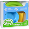 Clean and Green: Green Toys - Green Eats Tabletop Set (Tumbler, Bowl, Plate)