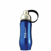 Thinksport Stainless Steel Sports Bottle - Blue - 12 oz HGR 1205921