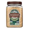 Rice Select Texmati Rice - Brown - Case of 4 - 32 oz. HGR 1206655