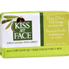 Kiss My Face Bar Soap - Pure Olive Oil - Travel Size - Pack of 12 - 1.41 oz HGR 1208883