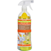 cleaning chemicals, brushes, hand wipers, sponges, squeegees: Full Circle Home - Spray Bottle Come Clean