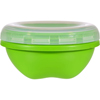 Clean and Green: Preserve - Small Round Food Storage Container - Green - 19 oz