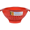 Clean and Green: Preserve - Large Colander - Red - 3.5 qt