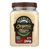 Rice Select Jasmati Rice - Organic - Case of 4 - 32 oz. HGR 1210467